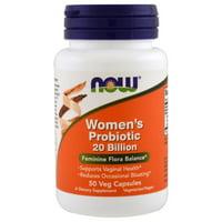 Now Foods  Woman s Probiotic 20 Billion  50 Veggie Caps
