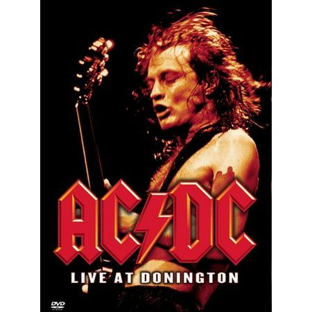 AC / DC: Live at Donington (DVD)
