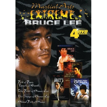 Martial Arts Extreme: Bruce Lee (DVD) (Bruce Lee Martial Arts Chinese Martial Arts)