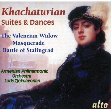 Suites & Dances / Valencian Widow: Masquerade - Masquerade Suits