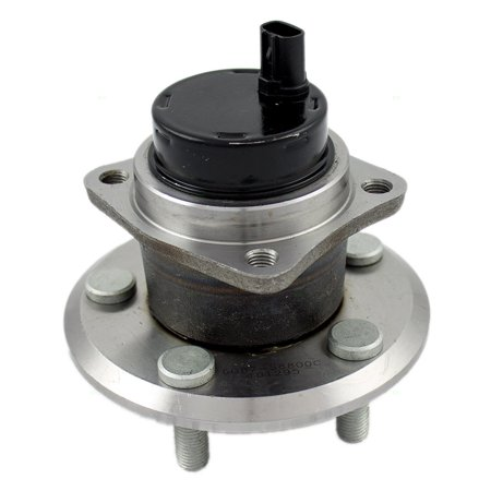 Rear Wheel Hub Bearing Replacement for Toyota Pontiac Scion -