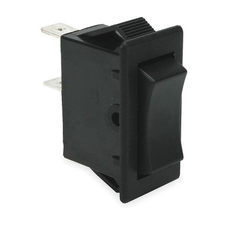 Power First 2VLL8 Black Rocker Switch