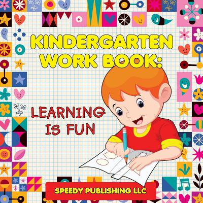 Kindergarten Workbook : Learning Is Fun](Fun Kindergarten Halloween Crafts)