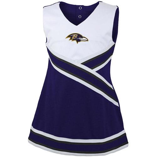 NFL Girls' Baltimore Ravens Cheerleader