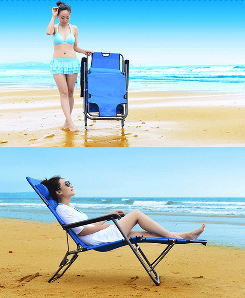 Amazing Lounge Chair Folding Chair Zero Gravity Recliner Patio Pool Lounger Outdoor  Chair SMT
