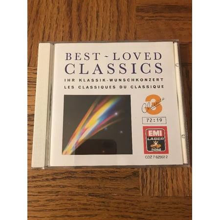 Best Loved Classics, Vol. 3 (CD, EMI Music