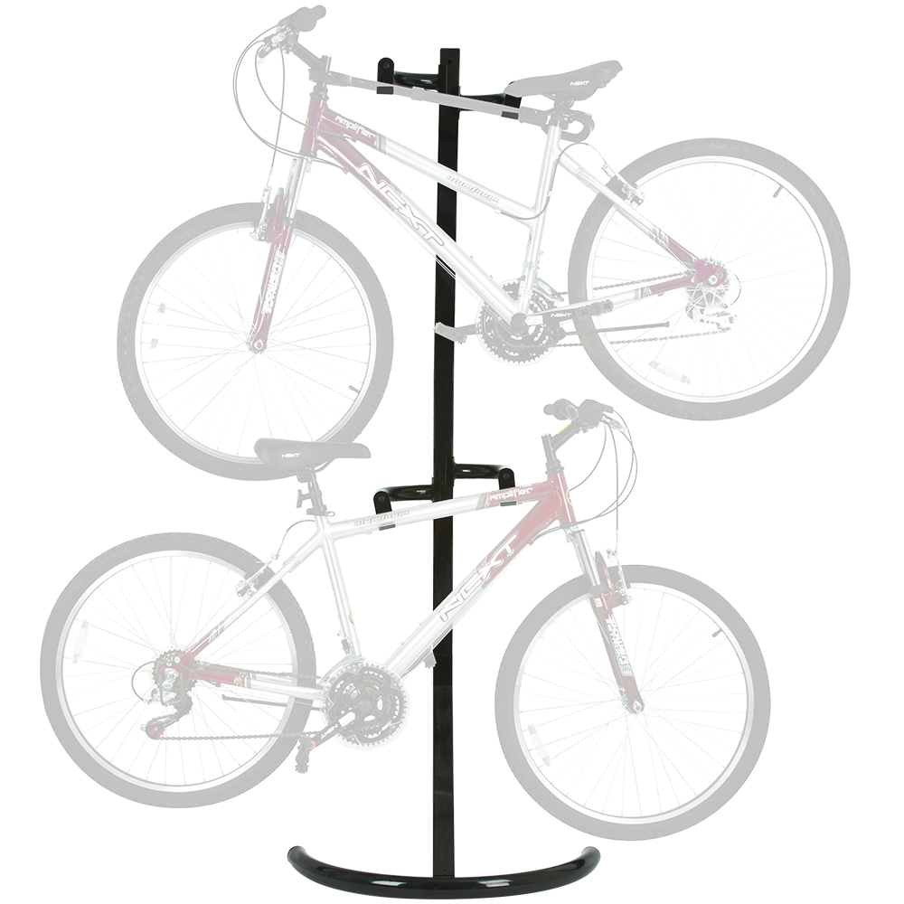 2-Bike Garage Wall Indoor Bicycle Storage Rack Stand by Rage Powersports