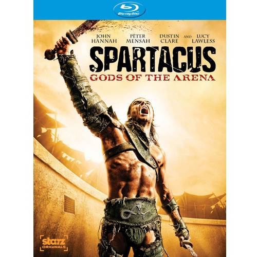 Spartacus: Gods Of The Arena - The Complete Collection (Blu-ray)