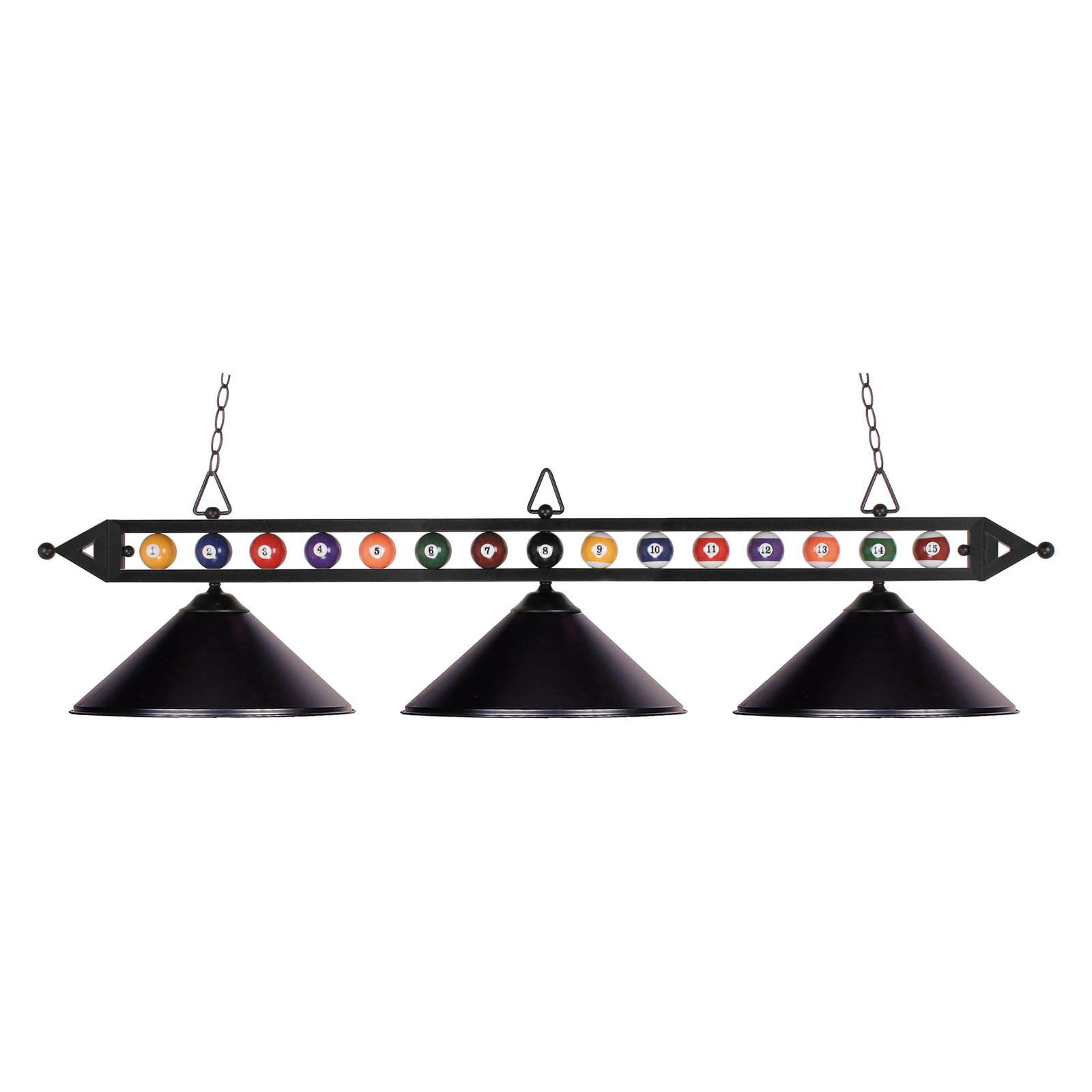 ELK Lighting Carver Pool Table Light by Landmark Lighting