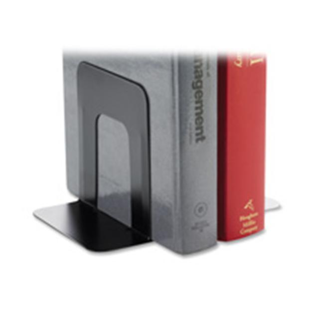 Bookend Supports- Jumbo- 6-1in.x9-.3in.x8-9in.- Black - image 1 of 1