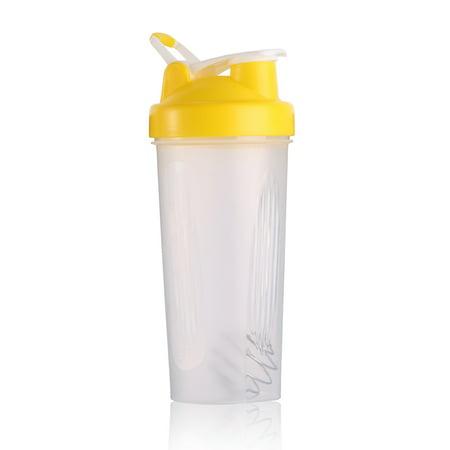 KABOER 600ml Shake Protein Blender Shaker Mixer Cup Portable Fitness