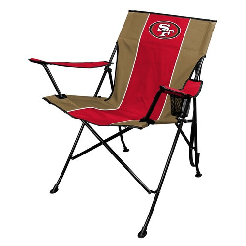 NFL San Francisco 49Ers Tailgate Chair by Rawlings