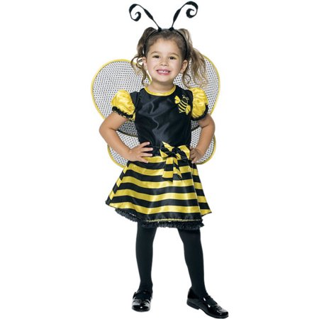 Toddler Cute Bumble Bee Costume](Toddler Halloween Costumes Bumble Bee)