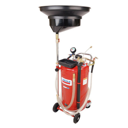 Buy Lincoln Industrial 3639 Used Fluid Combo Drain Evacuator by Lincoln Lubricationc