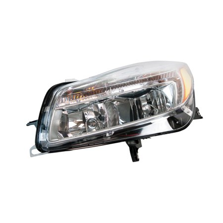 Buick Lesabre Headlamp Assembly - 2011-2014 Buick Regal Headlight Left Driver Side Halogen Headlamp Assembly