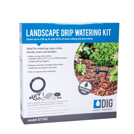 Drip Irrigation Watering Kit