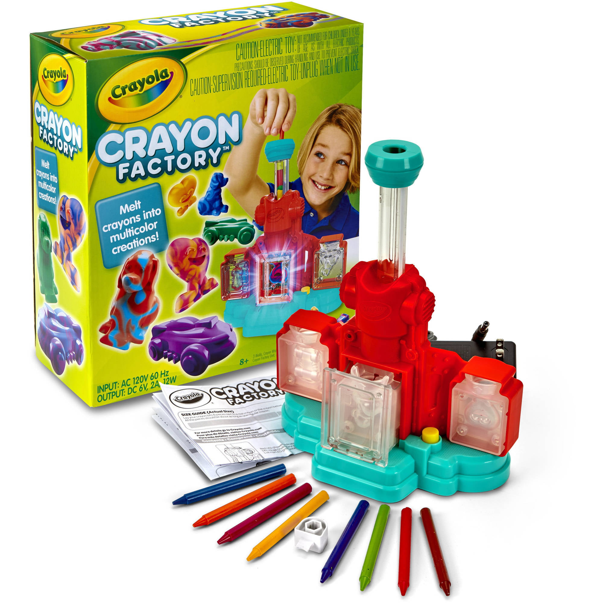 Crayola Crayon Factory for Kids by Crayola