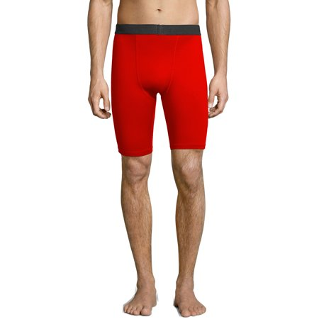 Hanes Sport Men's Performance Compression Shorts (Best Compression Clothing Brand)
