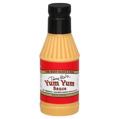 - Terry Ho's Original Yum Yum Sauce
