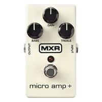 MXR M233 Micro Amp + Guitar Effects Pedal