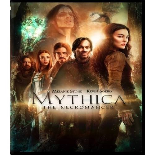 Mythica: The Necromancer