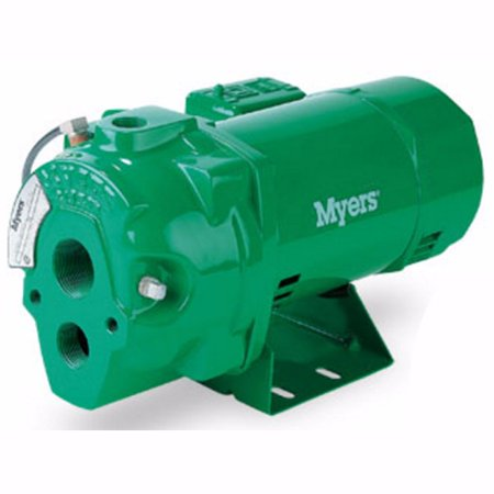 Fe Myers HR50D Convertible Deep Well Jet Pumps, 1/2 HP, Cast Iron
