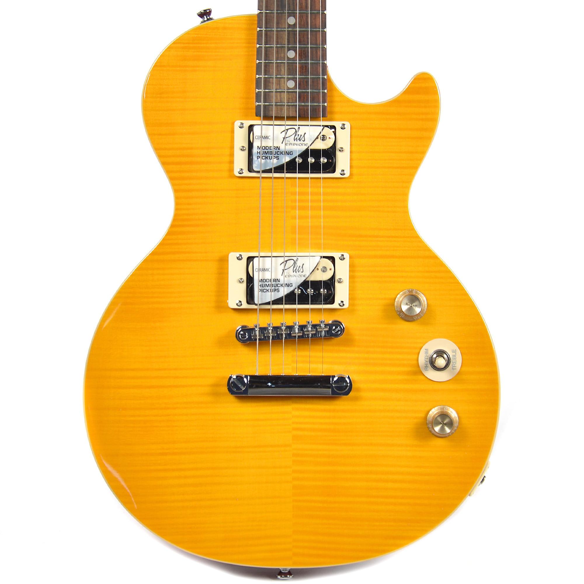 """Les Paul Guitar epiphone slash les paul """"afd"""" special-ii electric guitar - walmart"""