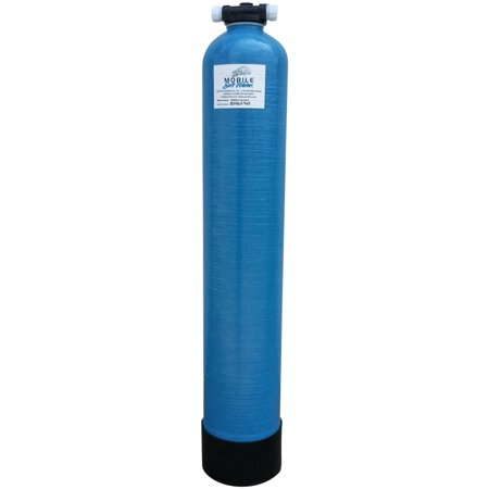 Portable 'Mobile-soft-water' Water Softener 32,000 Grain Capacity Manual Regeneration ()
