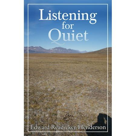 Listening for Quiet - eBook](Halloween Listening Map)