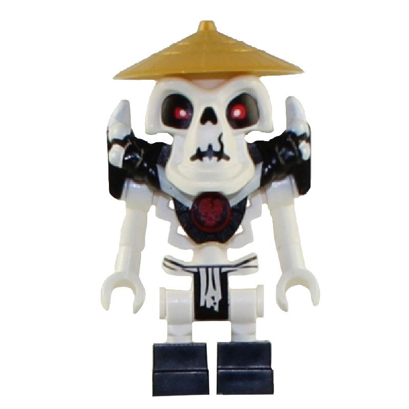 LEGO Minifigure - Ninjago - WYPLASH with Gold Hat