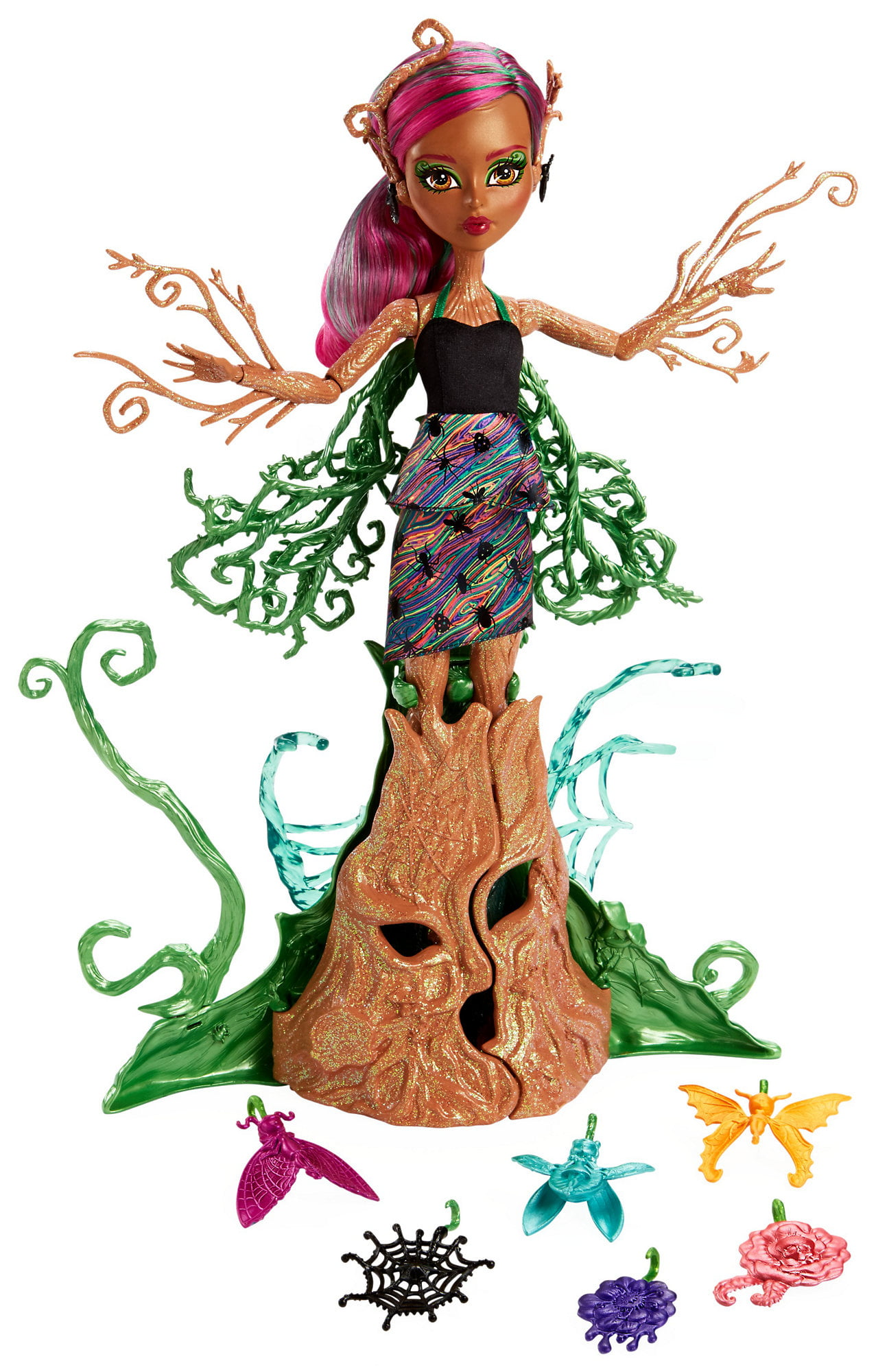 Monster High Garden Ghouls Treesa Thornwillow Doll by Mattel
