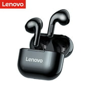 Lenovo LivePods TWS Semi-in-ear Earphones Bluetooth 5.0 Headphones True Wireless Earbuds with Touch Control Hands-Free Call Stereo Sound Noise Canceling Waterproof Binaural Design Headsets