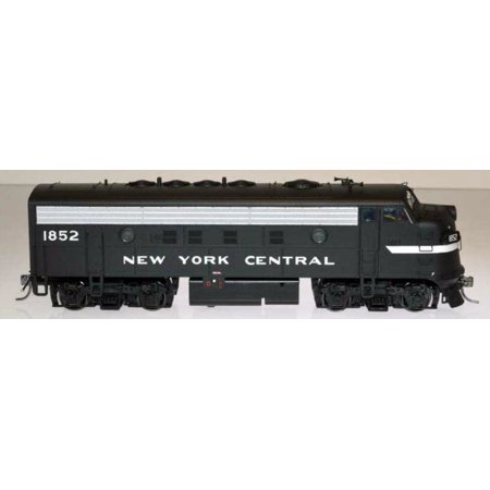 Emd F7a Unit - Bowser 24064 HO New York Central EMD F7A (Cigar Band) #1842