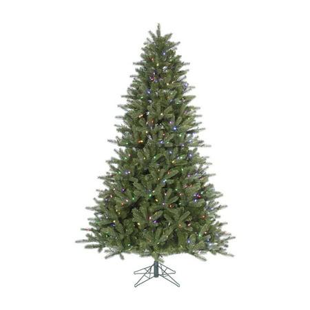 kennedy fir pre lit led christmas tree - Prelit Led Christmas Tree