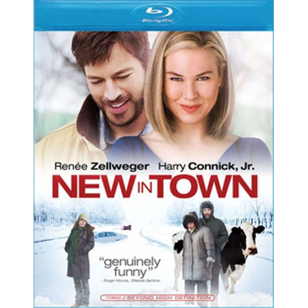 New in Town (Blu-ray) - Town Of New Windsor Halloween