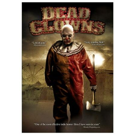 Dead Clowns (DVD) - Honky The Clown
