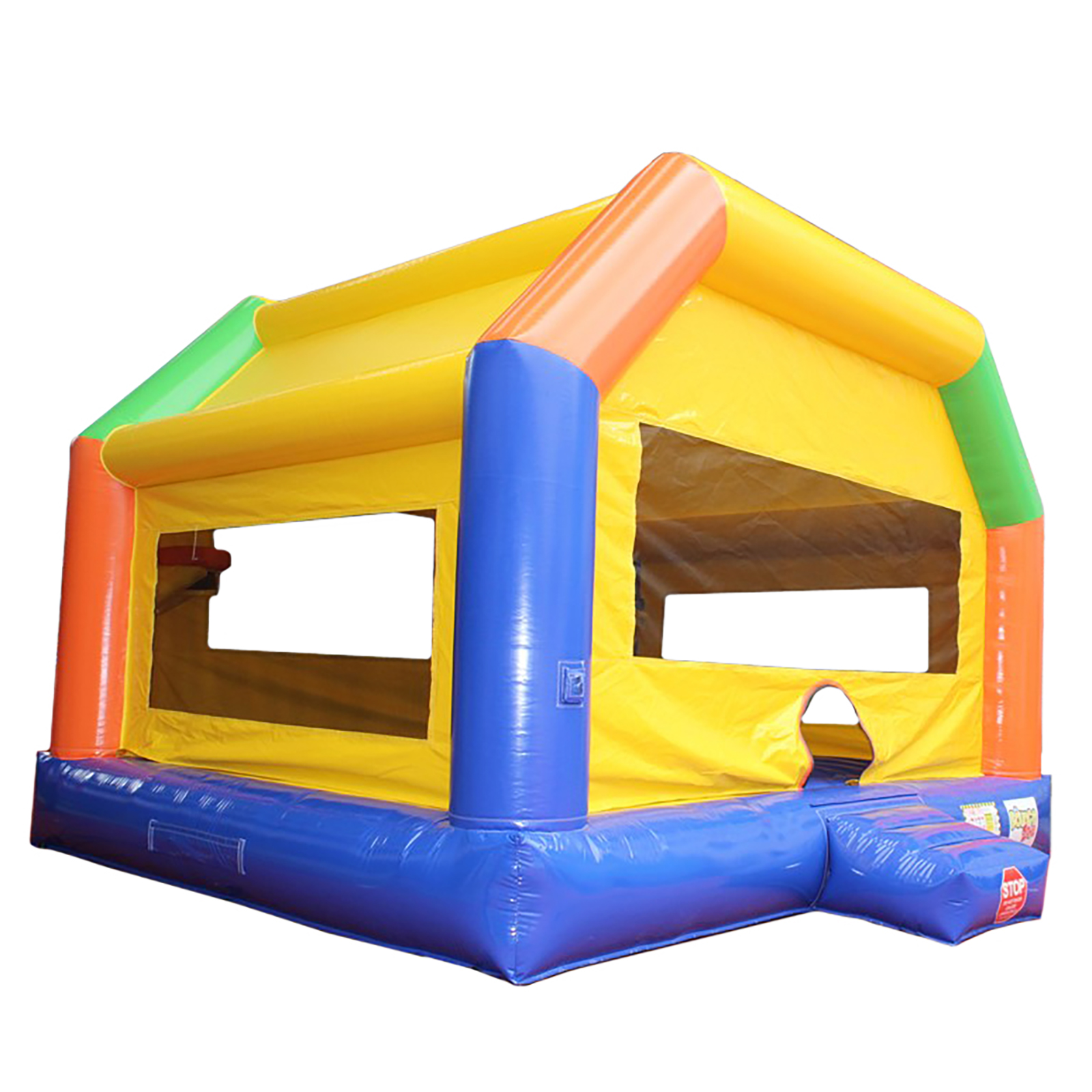 Inflatable Commercial Grade Bounce House Large 100% PVC With Blower