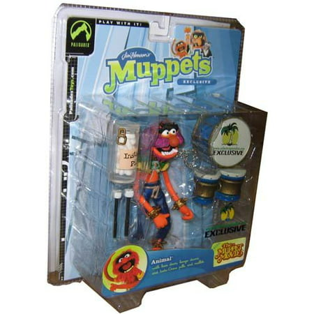 Muppet Show Series 8 Animal Action Figure Limited Edition - Muppets Accessories