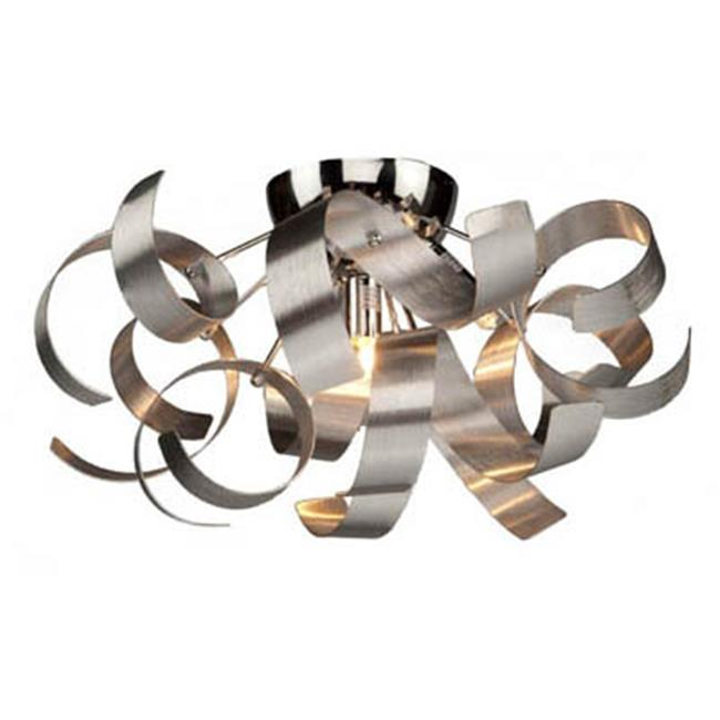 Artcraft Lighting AC604 4 Light Bel Air Ceiling - Chrome