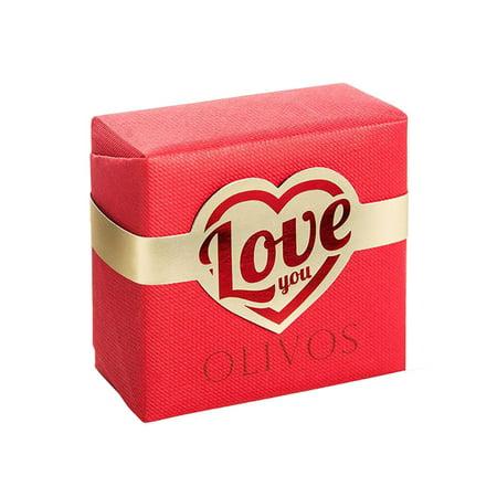 Olivos Handmade Love You Soap 150g 5.3oz ()