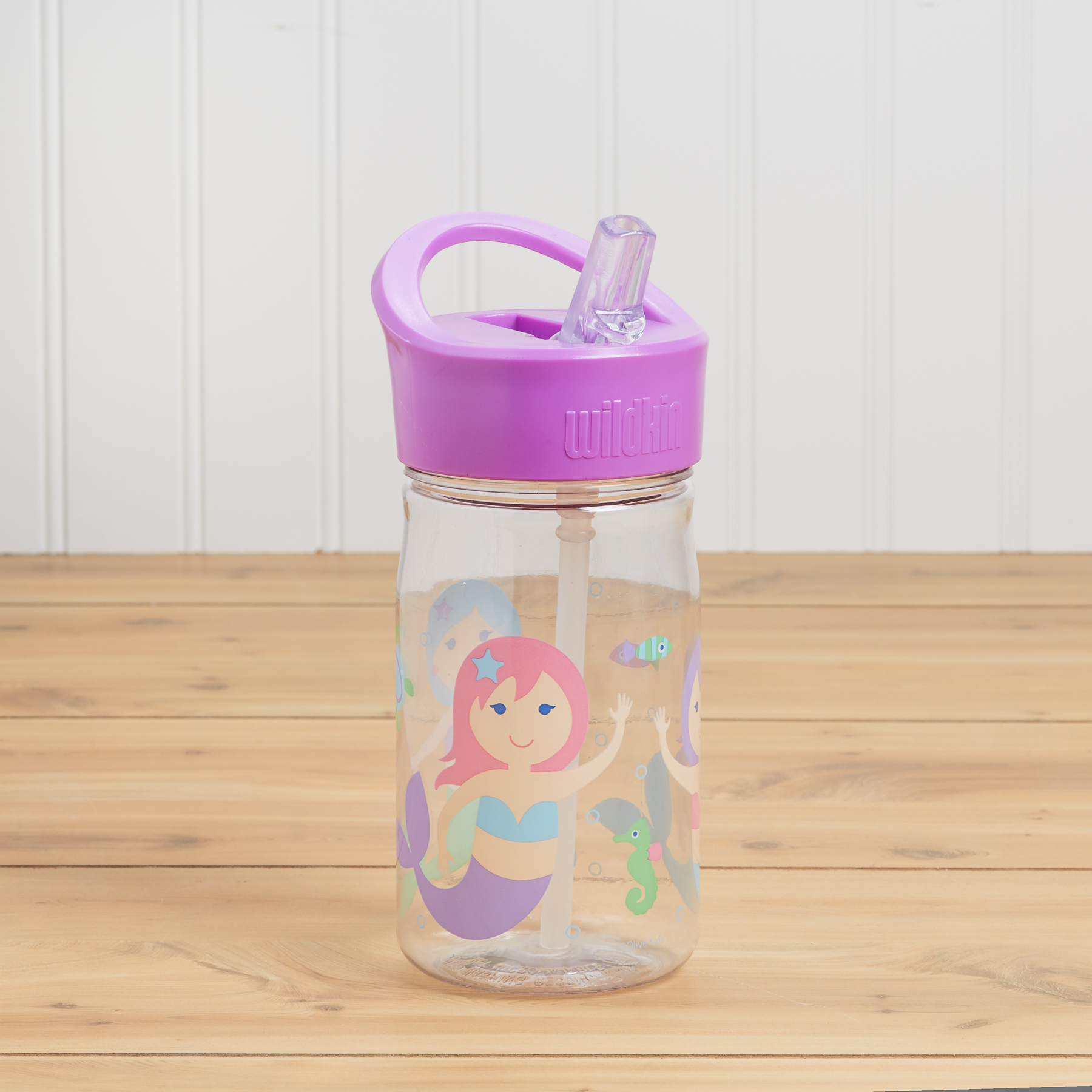 Wildkin Mermaids Water Bottle