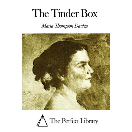 The Tinder Box - eBook - Teak Tinder Box