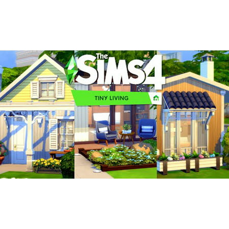 Sims 4 Halloween Makeup (The Sims 4: Tiny Living, Electronic Arts, PC, (Digital Download),)