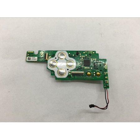 New Nintendo 3DS 2015 Replacement ABXY Key Button PCB Board - image 1 de 1
