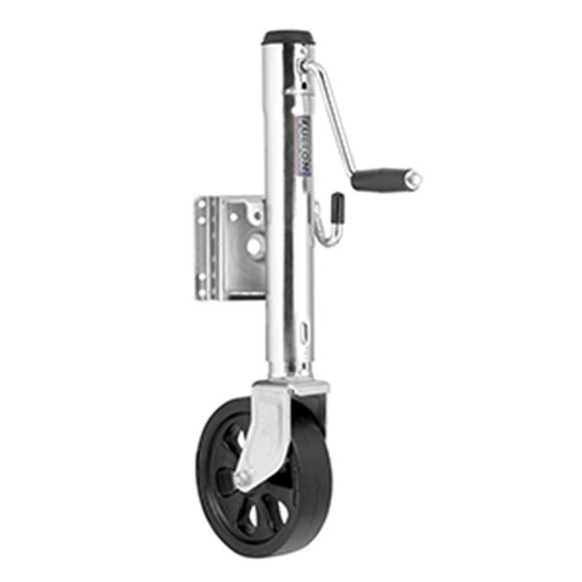 "Fulton Jack 1500# Swing-Away Bolt-On Steel 12"" Travel 8"" ..."