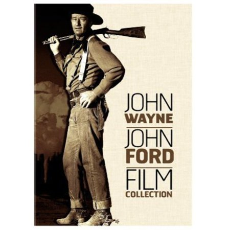 John Wayne - John Wayne-John Ford Film Collection [DVD]