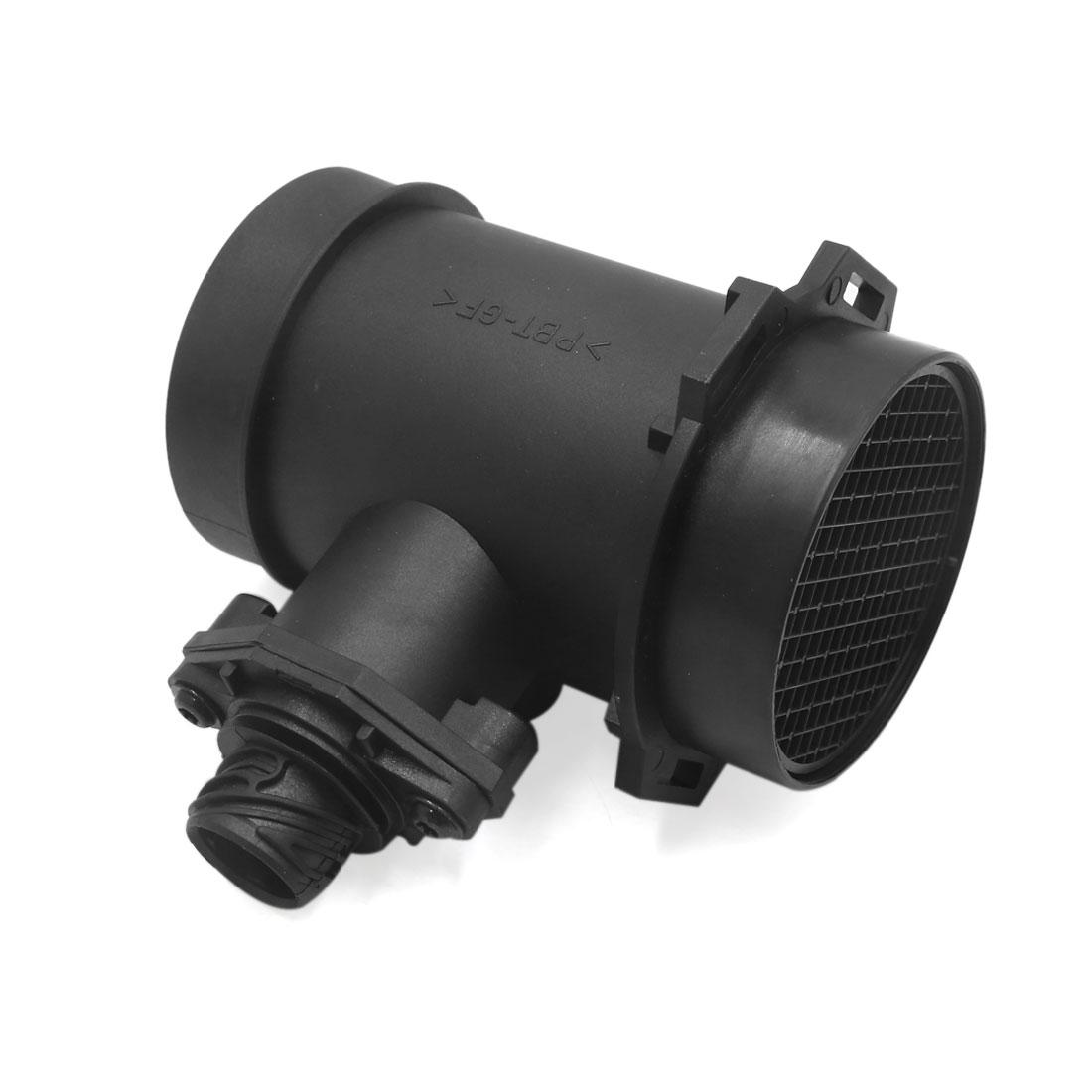 Black Plastics New Clean Mass Air Flow Meter Sensor MAF 0280217502 for Car