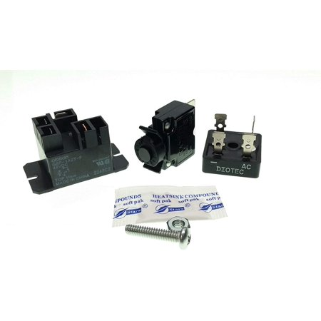 OEM Club Car Golf Cart Charger Parts Repair Kit Power Drive 2 PD2 PowerDrive 2 (Drive Car Kit)