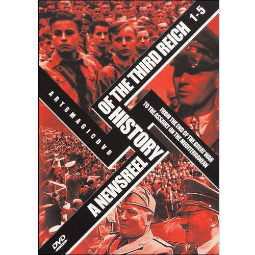 A Newsreel History Of The Third Reich: Vol. 1-5
