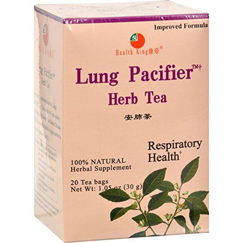 Tea, Lung Pacifier, 20 bag ( Multi-Pack)
